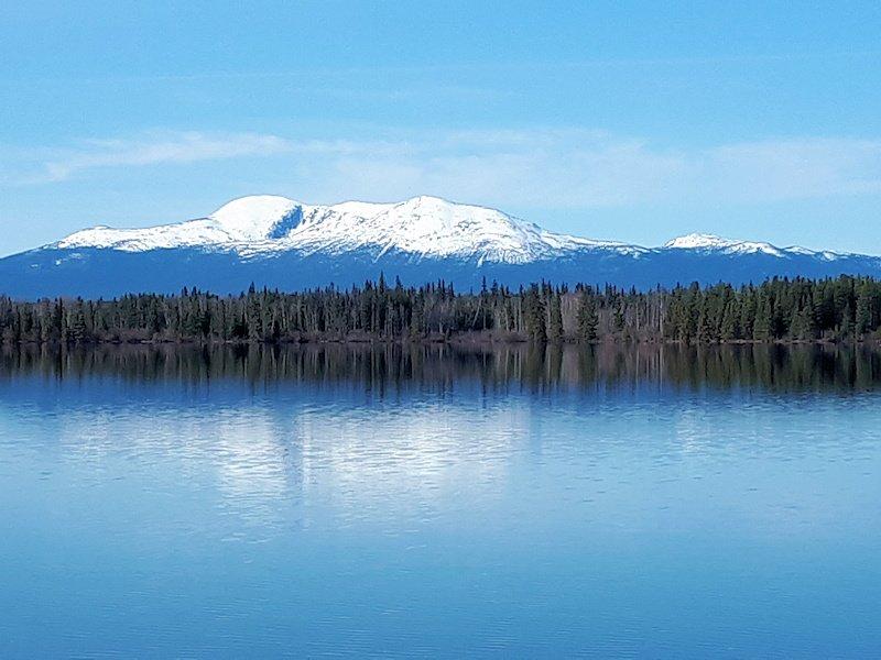 Scenic view from Anahim Lake Resort