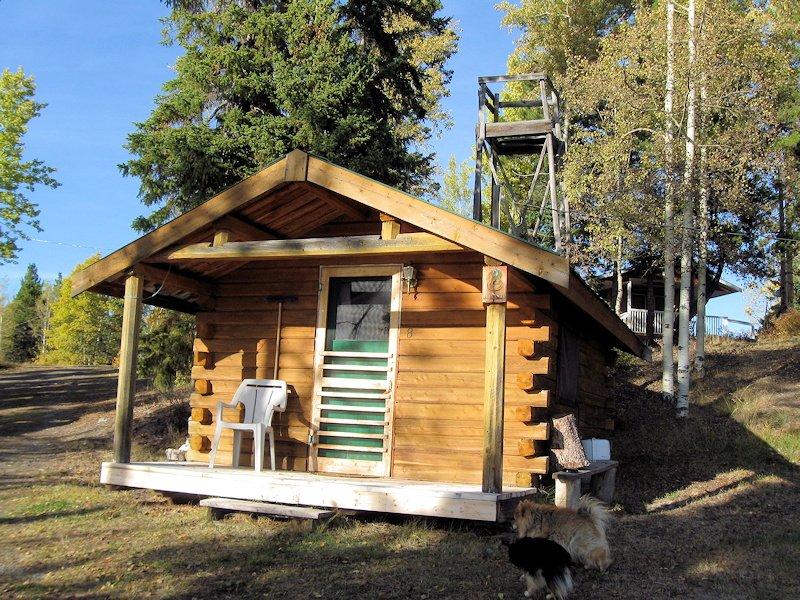 Anahim Lake Resort Cabin